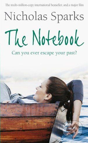 Little, Brown The Notebook - Nicholas Sparks cena od 229 Kč