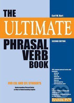 vydavateľ neuvedený The Ultimate Phrasal Verb Book - Carl W. Hart cena od 297 Kč