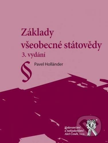 Aleš Čeněk Základy všeobecné státovědy - cena od 382 Kč