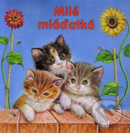 Foni book Milé mláďatká - cena od 52 Kč