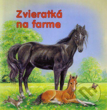 Foni book Zvieratká na farme - cena od 51 Kč