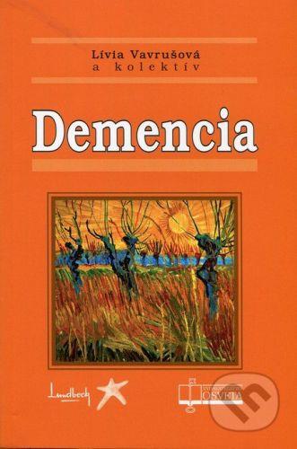 Osveta Demencia - Lívia Vavrušová a kol. cena od 184 Kč