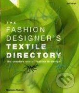 Thames & Hudson The Fashion Designers Textile Directory - Gail Baugh cena od 649 Kč