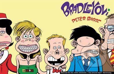 ALDENTE Bradleyovi - Peter Bagge cena od 212 Kč