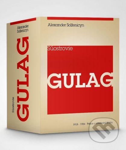 Premedia Súostrovie Gulag - Alexander Solženicyn cena od 1151 Kč