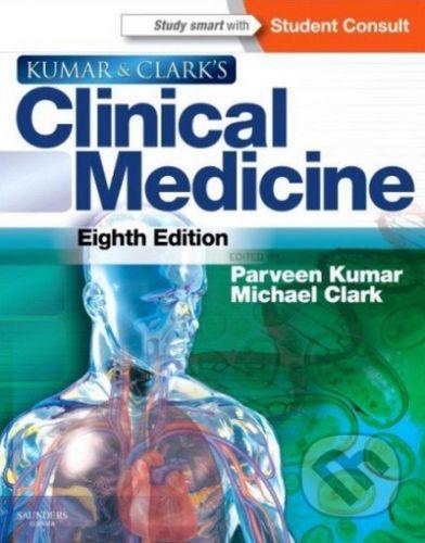 Mosby Kumar and Clark's Clinical Medicine - Parveen Kumar, Michael Clark cena od 1735 Kč