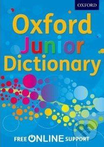 Oxford University Press Oxford Junior Dictionary - cena od 241 Kč