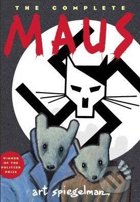 Spiegelman Art: Complete Maus cena od 376 Kč