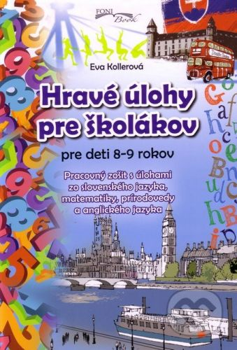 Foni book Hravé úlohy pre školákov - cena od 71 Kč