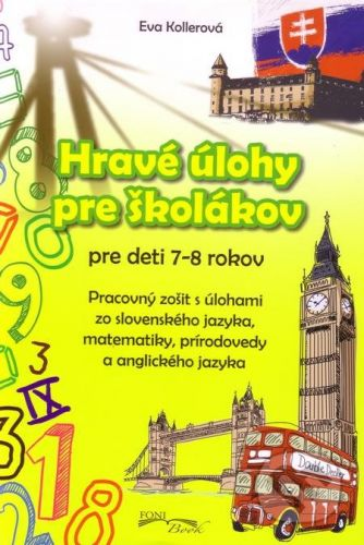 Eva Kollerová: Hravé úlohy pre školákov cena od 51 Kč