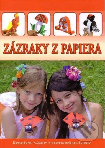 Foni book Zázraky z papiera - cena od 76 Kč
