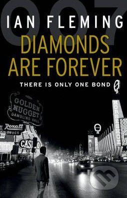 Vintage Diamonds are Forever - Ian Fleming cena od 262 Kč