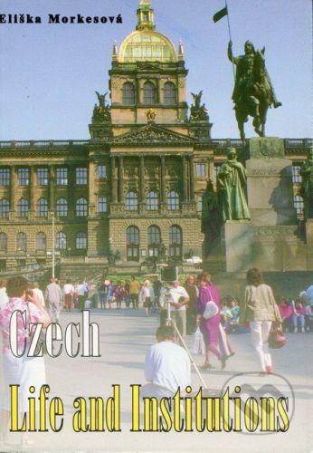 Impex Czech life and institution - Eliška Morkesová cena od 78 Kč