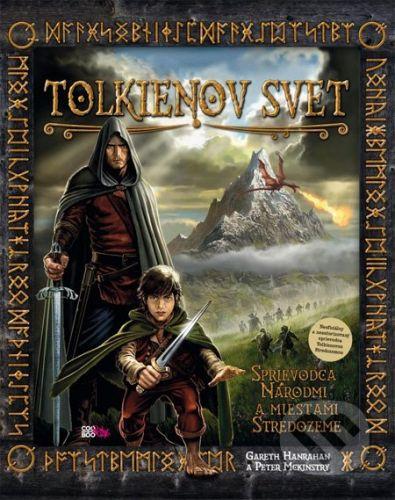 CooBoo Tolkienov svet - Gareth Hanrahan cena od 305 Kč