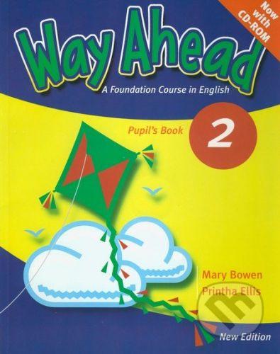 MacMillan Way Ahead 2 - Mary Bowen, Printha Ellis cena od 292 Kč