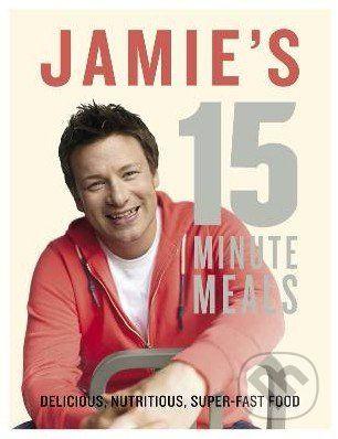 Penguin Books Jamie's 15 Minute Meals - Jamie Oliver cena od 643 Kč