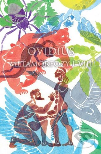 Thetis Metamorfózy I-VIII - Publius Ovidius Naso cena od 328 Kč