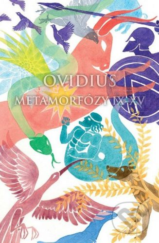Thetis Metamorfózy IX-XV - Publius Ovidius Naso cena od 352 Kč