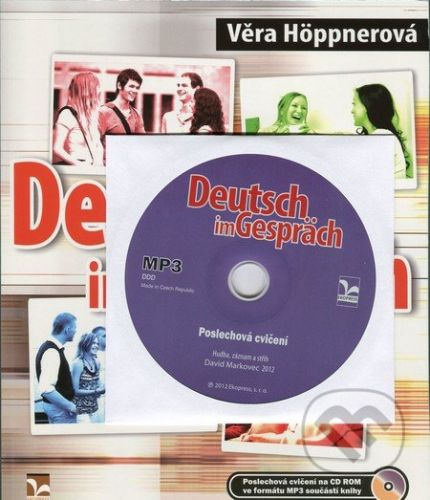 Ekopress Deutsch im Gespräch - Věra Höppnerová cena od 319 Kč