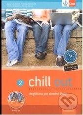 Klett Chill out 2 Angličtina pre stredné školy – učebnica s pracovným zošitom + 2CD - Carla Tkadlečková, kol. cena od 426 Kč