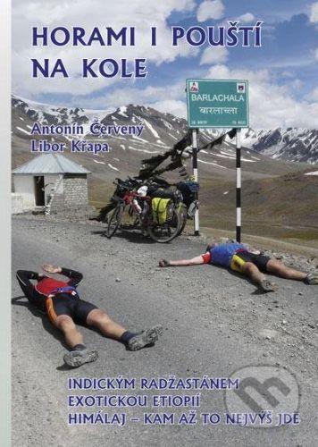 Agape Horami i pouští na kole - Antonín Červený, Libor Křapa cena od 232 Kč