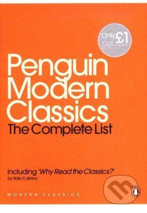 Penguin Books Penguin Modern Classics - cena od 36 Kč