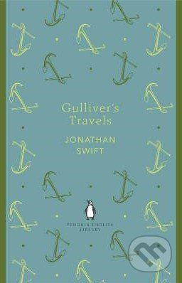 Penguin Books Gulliver's Travels - Jonathan Swift cena od 193 Kč