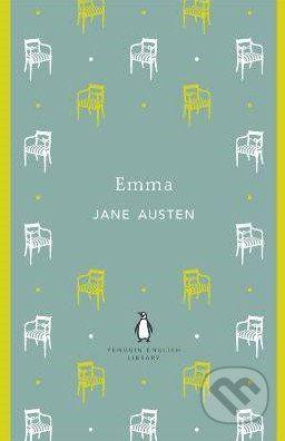 Jane Austen: Emma cena od 175 Kč