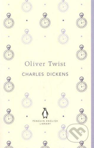 Penguin Books Oliver Twist - Charles Dickens cena od 193 Kč