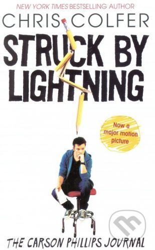 Chris Colfer: Struck by Lightning cena od 232 Kč