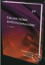 Eurokódex Základy teórie konštitucionalizmu - Boris Balog, Ján Svák, Ladislav Orosz cena od 0 Kč