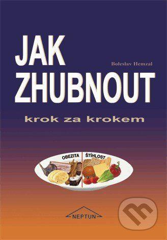 Neptun Jak zhubnout krok za krokem - Boleslav Hemzal cena od 102 Kč