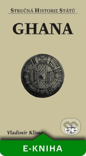 Libri Ghana - Vladimír Klíma cena od 289 Kč