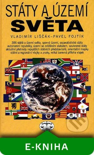 Libri Státy a území světa - Vladimír Liščák cena od 380 Kč