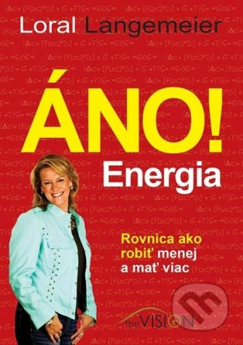Loral Langemeier: Áno! Energia cena od 96 Kč