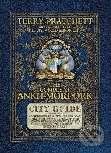 Transworld The Compleat Ankh-Morpork - Terry Pratchett cena od 788 Kč
