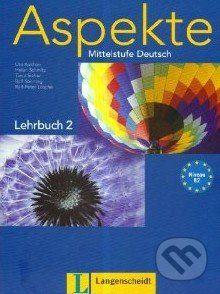 Langenscheidt Aspekte - Lehrbuch (B2) - Ralf Sonntag cena od 391 Kč