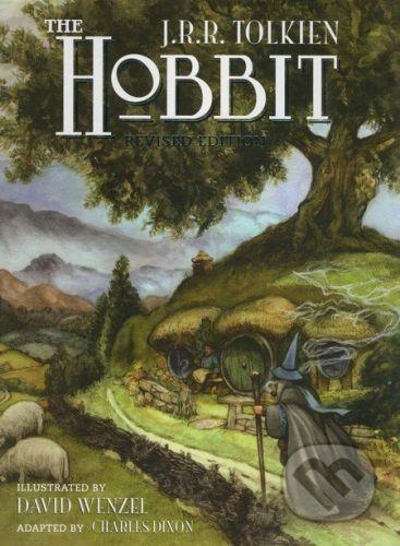 HarperCollins Publishers The Hobbit: Graphic Novel - J.R.R. Tolkien cena od 413 Kč