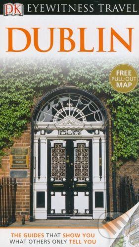 (Dorling Kindersley): Dublin (EW) 2012 cena od 323 Kč