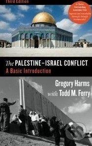 Pluto The Palestine-Israel Conflict - Gregory Harms cena od 564 Kč