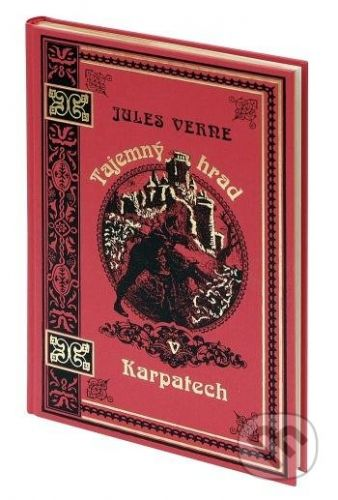 Jules Verne: Tajemný hrad v Karpatech cena od 1059 Kč