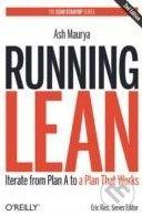 Ash Maurya: Running Lean cena od 634 Kč