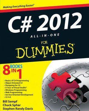 vydavateľ neuvedený C# 5.0 All-in-One For Dummies - cena od 883 Kč