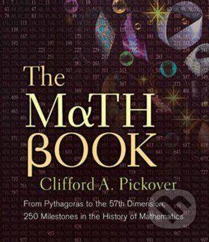 Sterling The Math Book - Clifford A. Pickover cena od 571 Kč