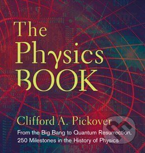 XXL obrazek Sterling The Physics Book - Clifford A. Pickover