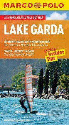 MAIRDUMONT Lake Garda - cena od 255 Kč