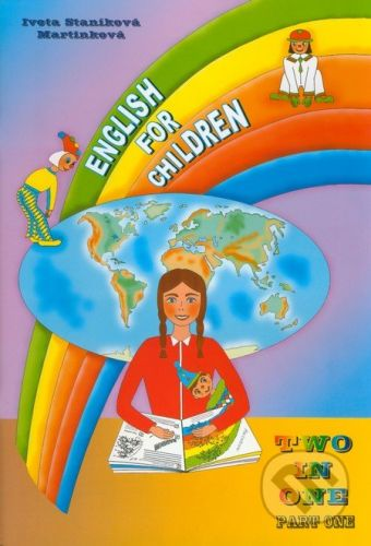 Chesspress English for children Two in One (Part One) - Iveta Staníková Martinková cena od 181 Kč