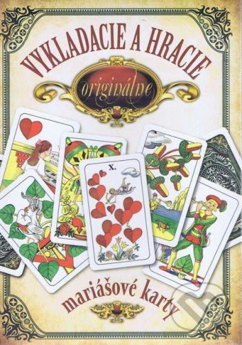 Nakladatelství Mirka Hrubá Vykladacie a hracie originálne mariášové karty - Jan Hrubý cena od 177 Kč