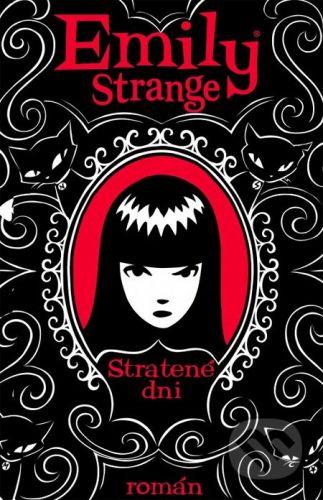 CooBoo Emily Strange: Stratené dni - Rob Reger cena od 243 Kč