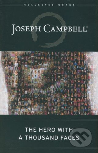 New World Library The Hero with a Thousand Faces - Joseph Campbell cena od 680 Kč